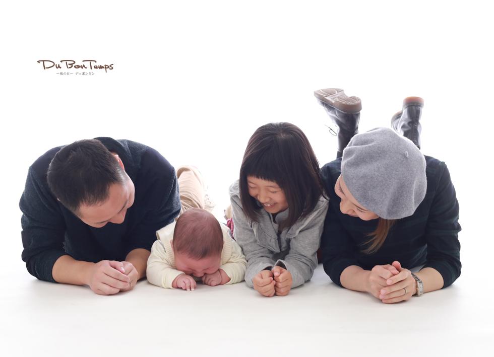 後撮り七五三!古希のお祝い家族撮影!赤ちゃん撮影もできます!