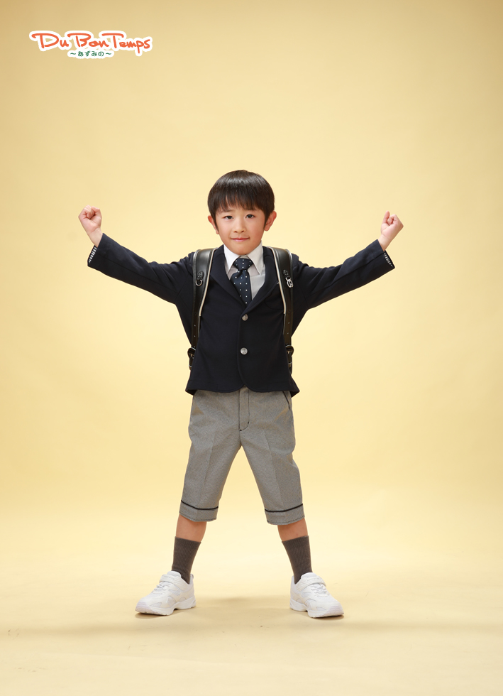 小学校、中学校入学撮影!