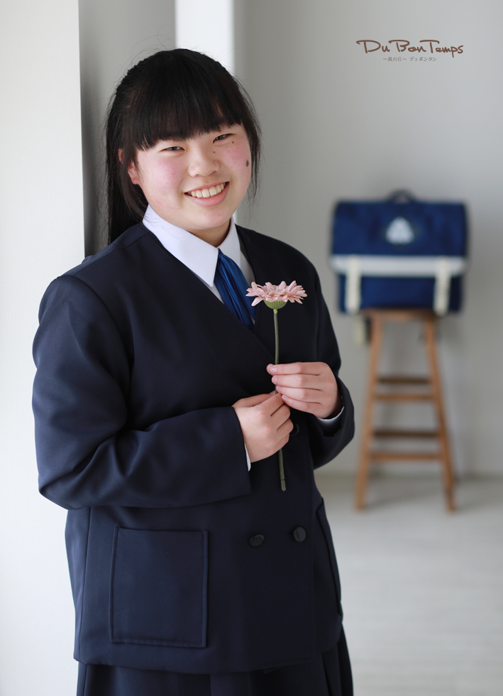 キラキラ一年生!入学おめでとう!