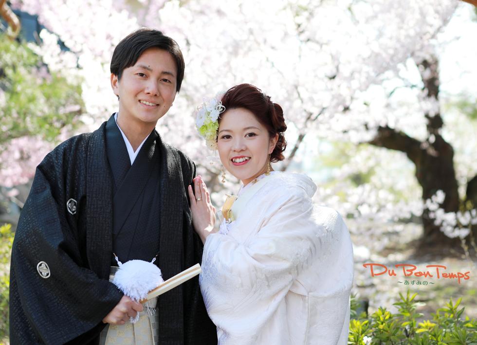 桜ロケ!桜といえば入園入学!みんなおめでとう!