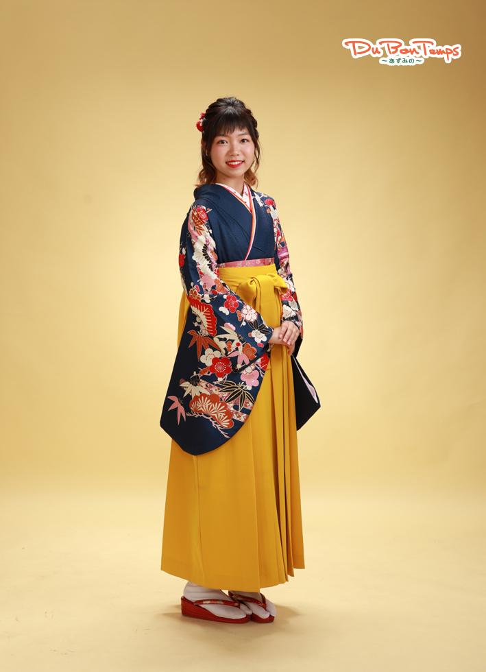 卒業の記念に、、、卒業袴撮影!