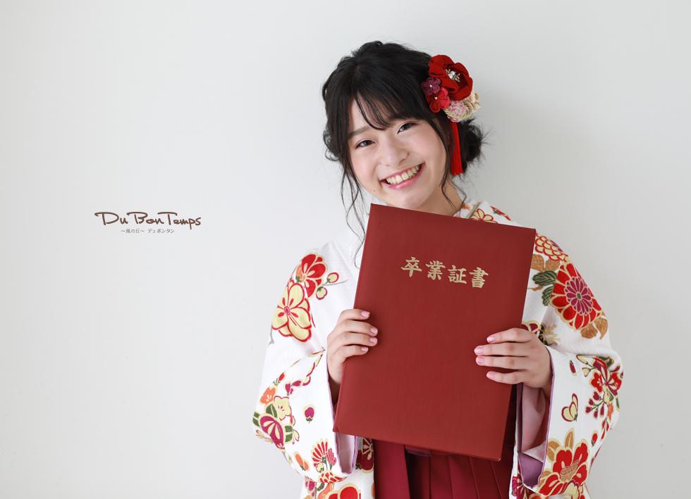 今日も元気に!七五三・卒業袴・成人振袖・バースデー撮影!