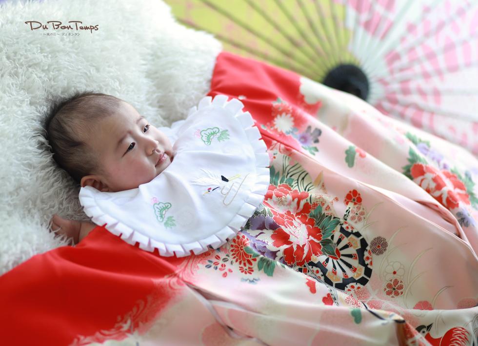 紅葉ウェディング!かわいい赤ちゃん!
