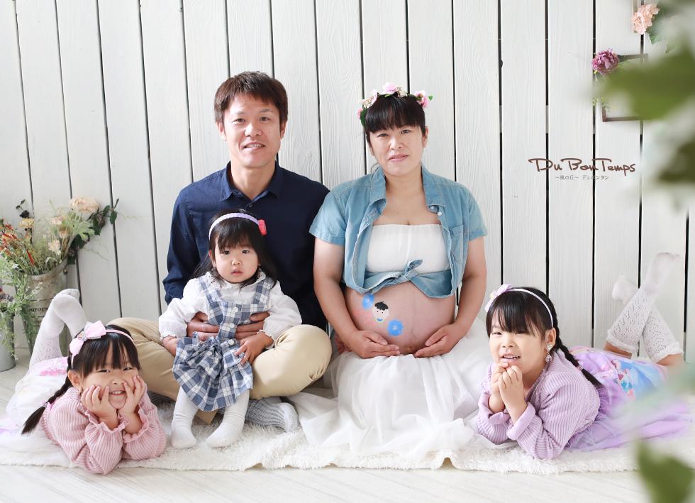 ドキドキのお誕生日とお宮参り撮影!楽しみなマタニティ撮影!