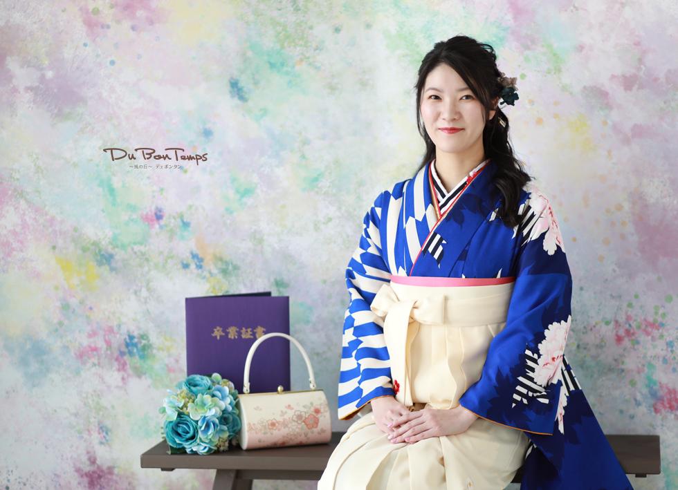 ドキドキプリンセス。仲良し入学&お宮参り。美しい卒業袴。